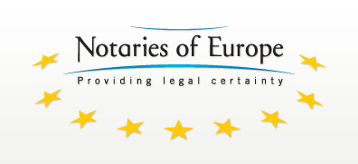 notaries of europe logo full